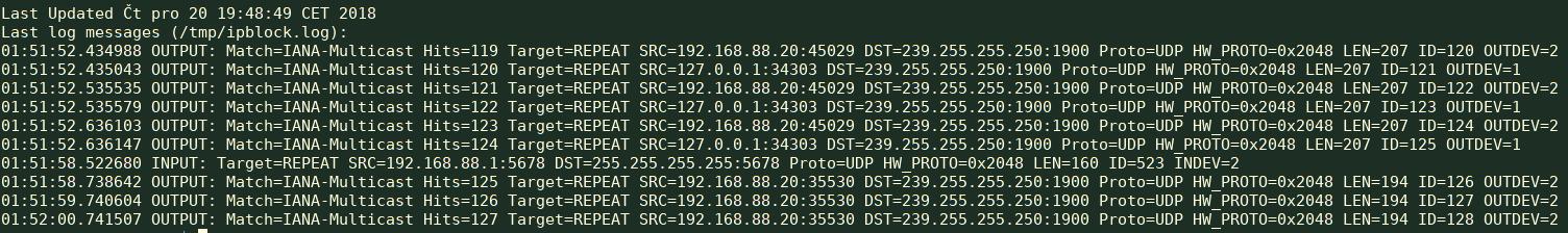 ipblock terminal