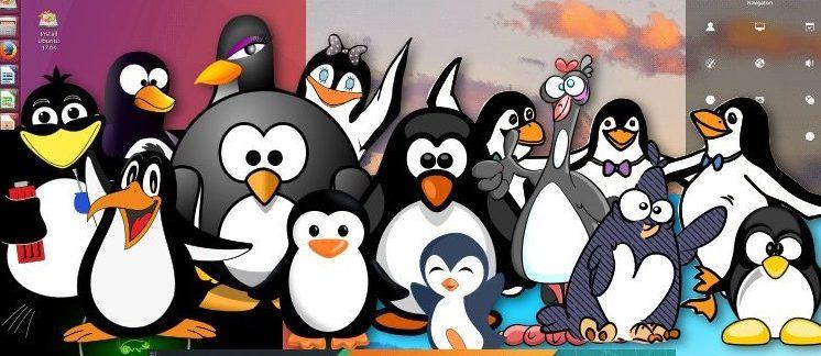 linux-rodina